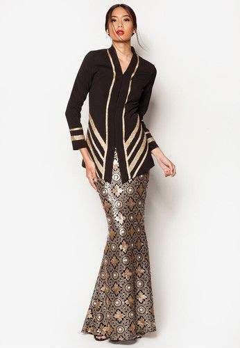 model baju untuk kain polos 1000 images about koleksi batik on pinterest kebaya