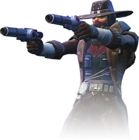star wars the old republic smuggler gunslinger gunslinger star wars the old republic wiki classes