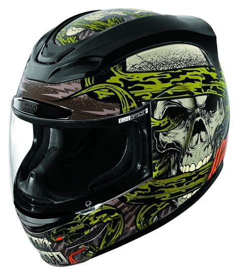 discount motorcycle 185 00 icon airmada vitriol full face motorcycle helmet