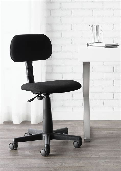 Mainstays Mid Back Office Chair by Mainstays Mid Back Office Chair Home Chair
