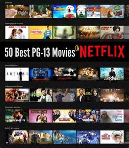 50 best pg 13 movies on netflix
