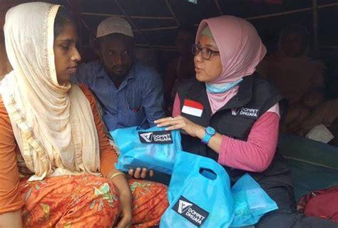 Kutubaru Ibu Dan Anak rangkul ibu dan anak pengungsi rohingya lembaga zakat sedekah kemanusiaan