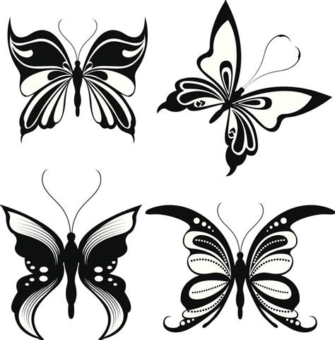 imagenes tatuajes mariposas dibujos de mariposas para tatuajes batanga