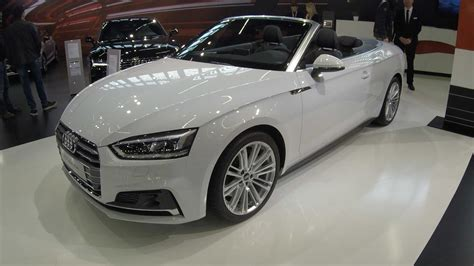 Audi A5 Farben by Audi A5 Cabriolet S Line New Model 2017 White Colour