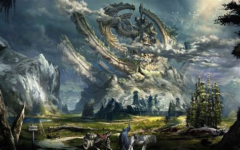 wallpaper game fantasy tera online fantasy adventure game 72 wallpaper
