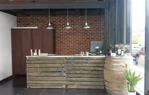 le comptoir en bois recycl 233 est une tendance 224 adopter