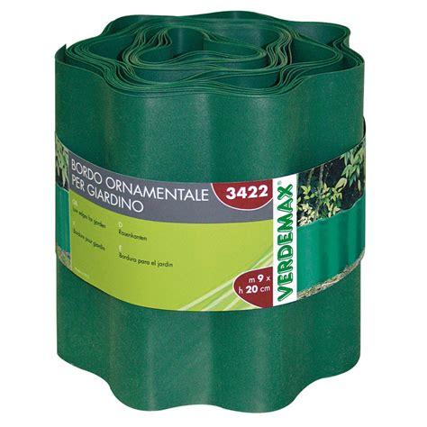bordo giardino bordo ornamentale bordure verdemax codice 3422