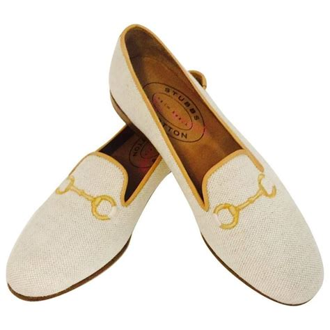 stubbs and wootton slippers stubbs and wootton palm canvas slippers with
