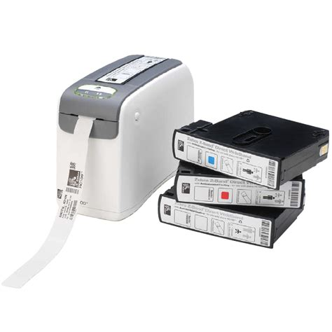 Printer Zebra Hc100 zebra hc100 wristband printer label king