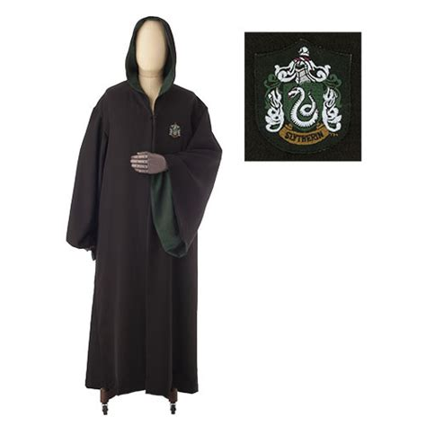 harry potter robes official slytherin youth robe universal orlando