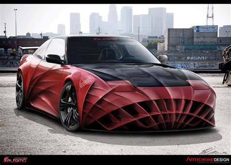 car customizing awesome photoshop custom cars by richard andersen