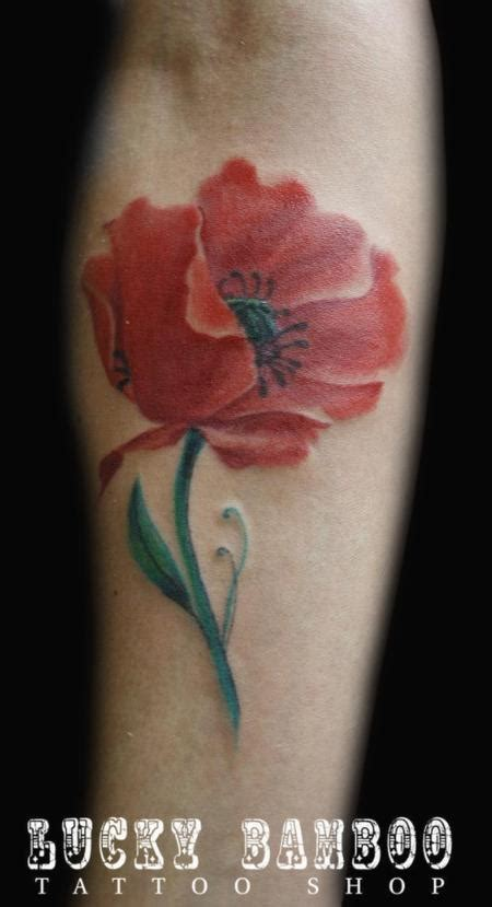 lucky bamboo tattoo lucky bamboo tattoos robert mcneill poppy