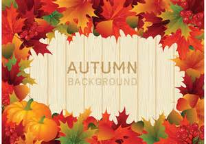 Free vector colorful autumn leaves border download free vector art