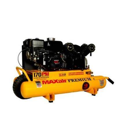 Map Gas Home Depot by Maxair Wheelbarrow 10 Gal Portable Gas Powered Air