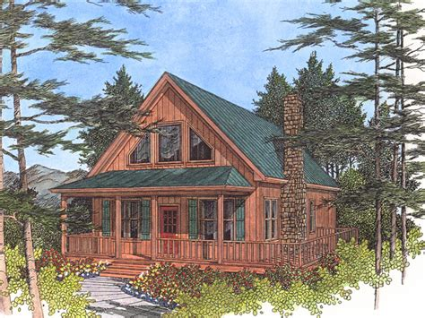 lake cabin cottage plans small cabin house plans lake