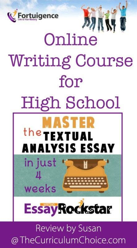 Textual Analysis Essay Intro by Essay Rockstar The Textual Analysis Essay By Fortuigence Homeschool Reviews By The Curriculum