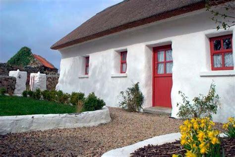 Weekend Cottage Breaks Ireland by Spiddal Thatch Cottage Spiddal County Galway Spiddal