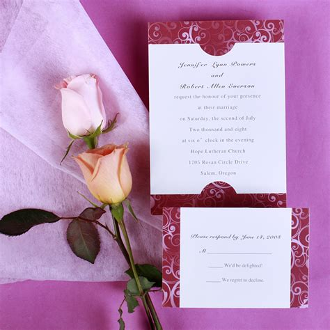 Wedding Invitations Cheap by Cheap Wedding Invitations Wedding Ideas