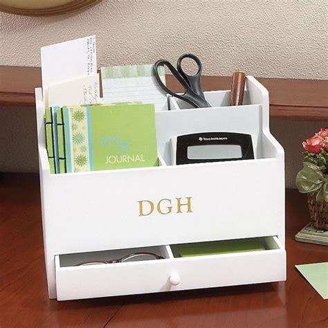 Drawer Desk Organizer White Desk Organizer With Drawer Furniture Pinterest
