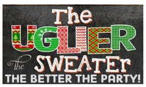 Christmas Party Sweater - the ugly sweater party tickets in portland me united states