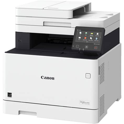 canon color printer canon imageclass mf731cdw all in one color laser