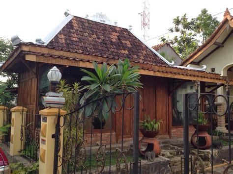 Multimeter Kecil rumah limasan kecil di krapyak kulon yogyakarta rumah