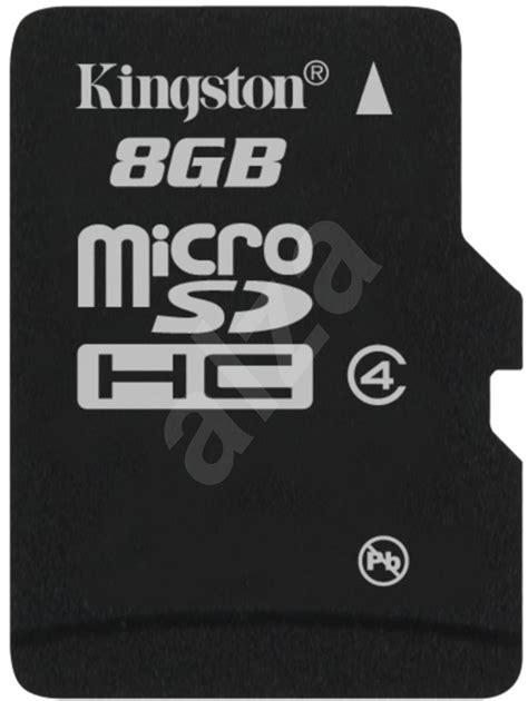 Micro Sdhc Kingston 8gb Class 4 kingston micro sdhc 8gb class 4 sd adapter memory card