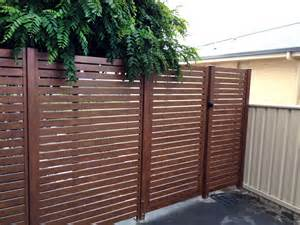 Slat Fencing Supply Amp Installation Perth Wa Fencing 4