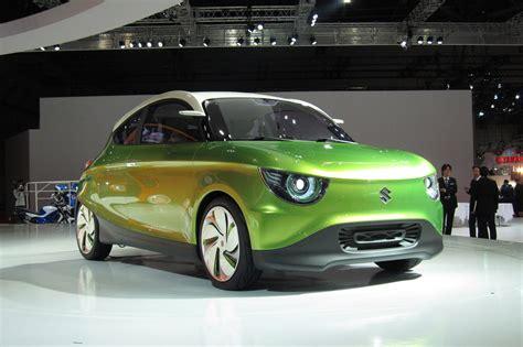World Car Suzuki Gas Sipping Suzuki Concept Begs For Production