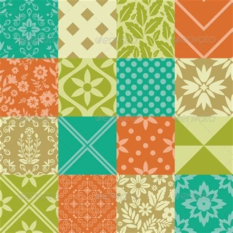 seamless pattern indesign stock vector graphicriver seamless patterns 6220420