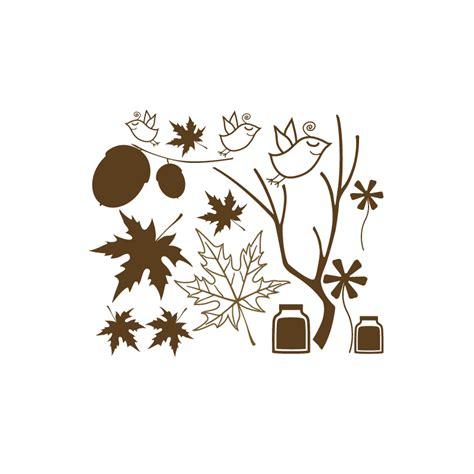 stickers pour cuisine d馗oration sticker cuisine et stickers d 233 co ch 234 tre avec feuilles