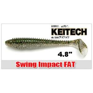keitech swing impact fat keitech swing impact fat 4 8 fishing lures keitech lures