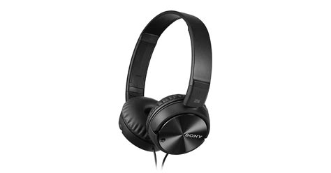 Headset Sony Noise Cancelling zx110nc noise cancelling headphones mdr zx110nc sony us