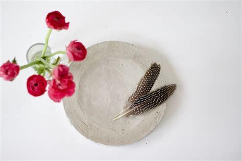 beton zum basteln baumarkt tutorial beton schale selber machen diy