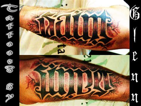 sinner tattoo ambigram images designs