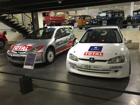 france peugeot peugeot museum tour in sochaux france photos caradvice