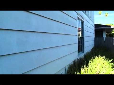 asbestos house siding how to remove asbestos house siding youtube