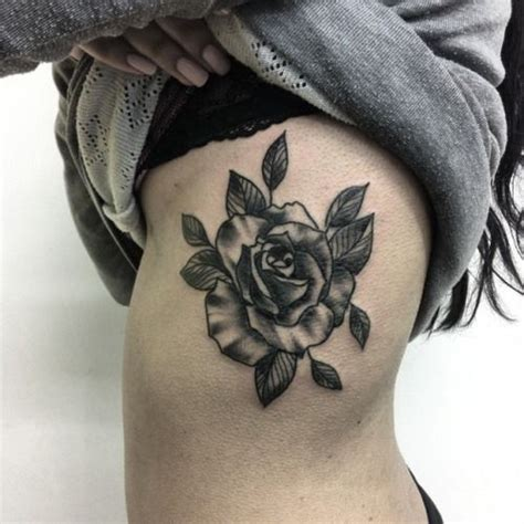 black rose rib tattoo 98 best images about rib tattoos on poland