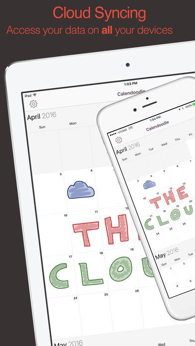 doodle calendar iphone sketch calendar doodle and paint your day on the app store