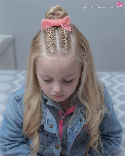 pin  kids braids hairstyle