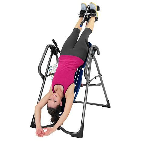 teeter hang ups ep 970 inversion table reviews teeter ep 970 ltd inversion table with healthy back