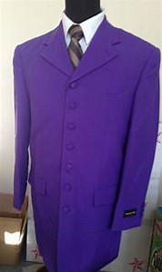 Image result for purple coat