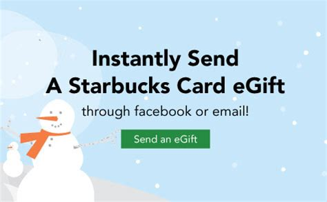 E Gift Card Starbucks - starbucks free 5 egift card wyb 4 with your visa card southern savers