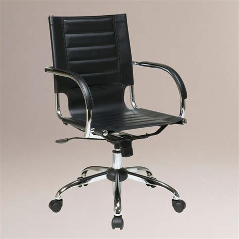 World Market Office Chair by Black Grant Office Chair World Market