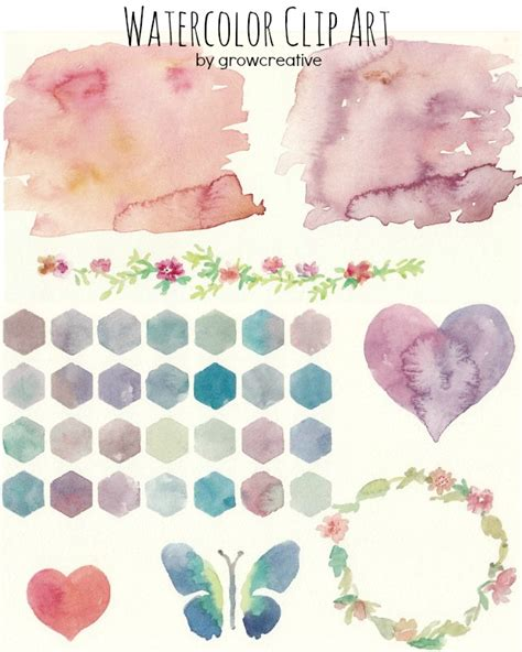 all free clipart watercolor clipart clipart panda free clipart images