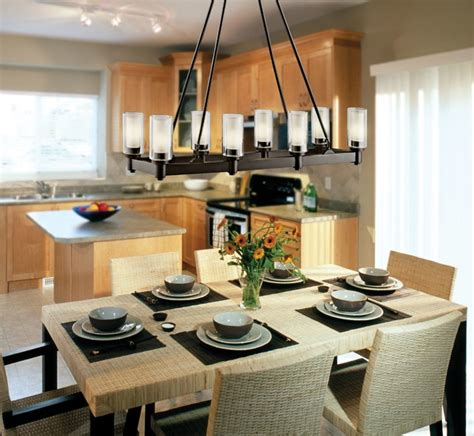 Ballard Designs Rugs circolo olde bronze rectangular 8 light contemporary