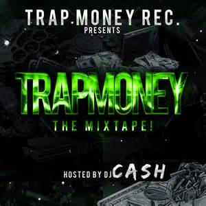 mixtape design templates trap money mixtape cover template vms