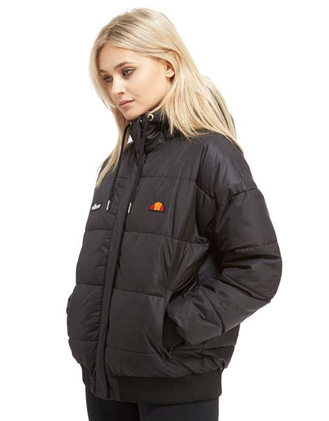 Ellesse Padded Jacket ellesse ara padded jacket jd sports