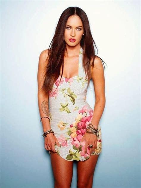 Versace Dress On Megan Fox In A Poster by 25 Best Ideas About Megan Fox On Megan