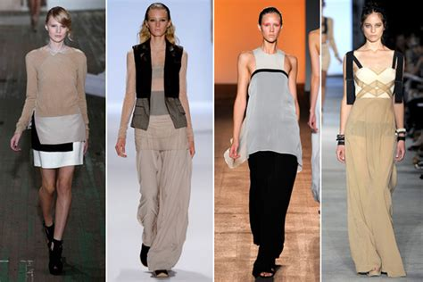 neutral colors clothing must have 2011 fashions